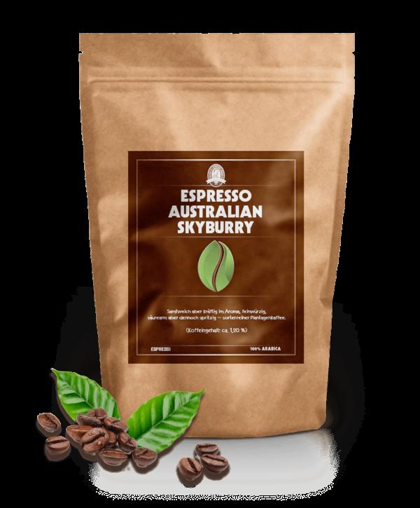 Espresso Australian Skyburry