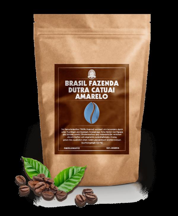 Brasil Fazenda Dutra Catuai Amarelo