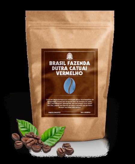 Brasil Fazenda Dutra Catuai Vermelho