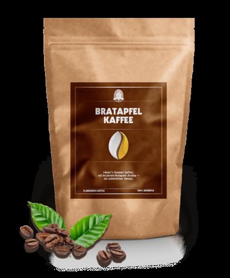Bratapfel Kaffee