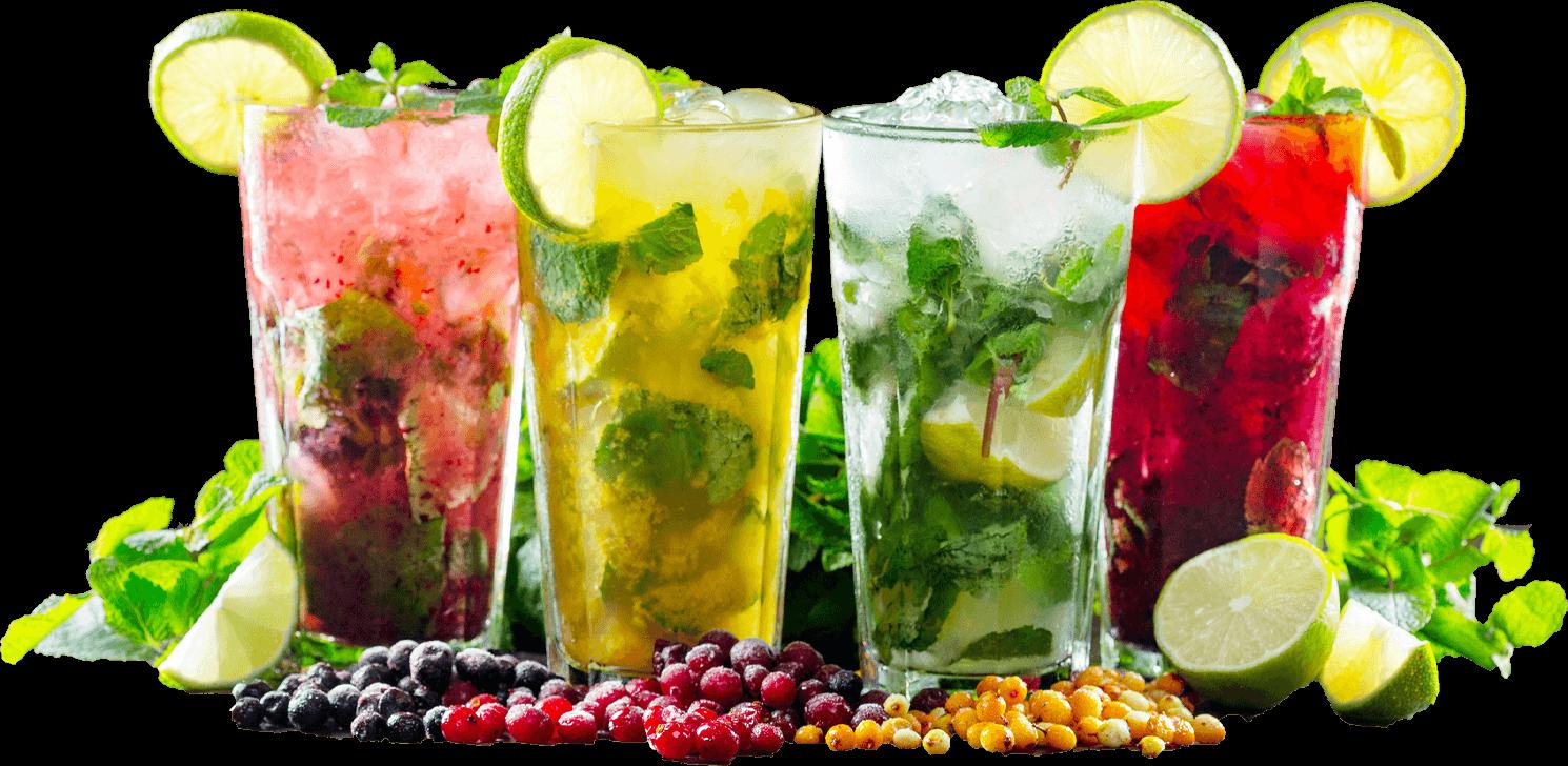 Cocktail Happy Hour - täglich von 18-20 Uhr
