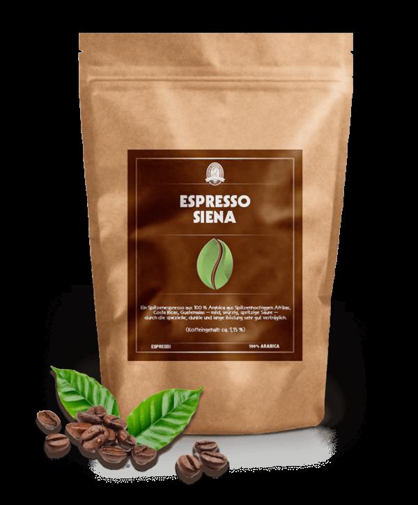 Espresso Siena