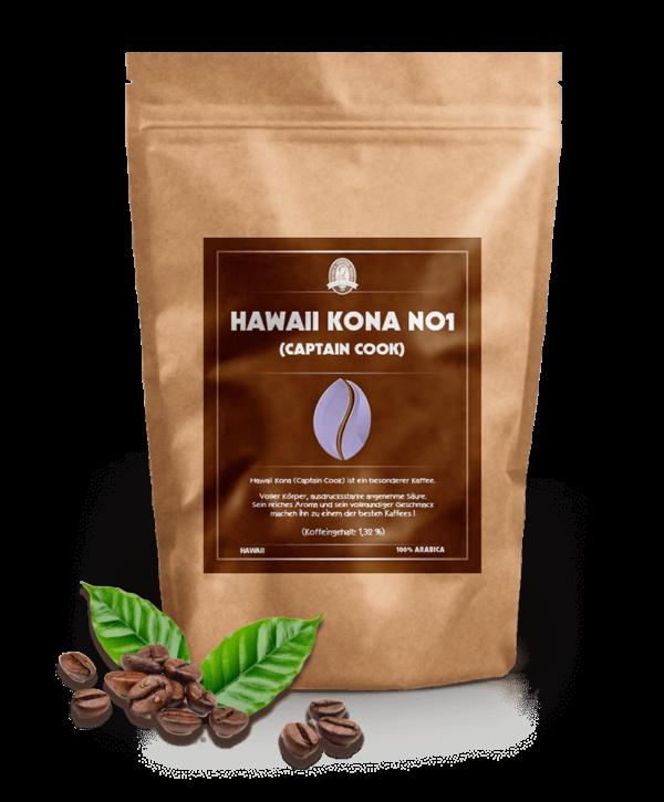 Hawaii Kona No.1