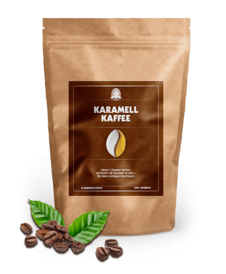 Karamell Kaffee