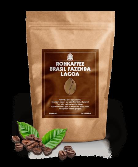Rohkaffee Brasil Fazenda Lagoa