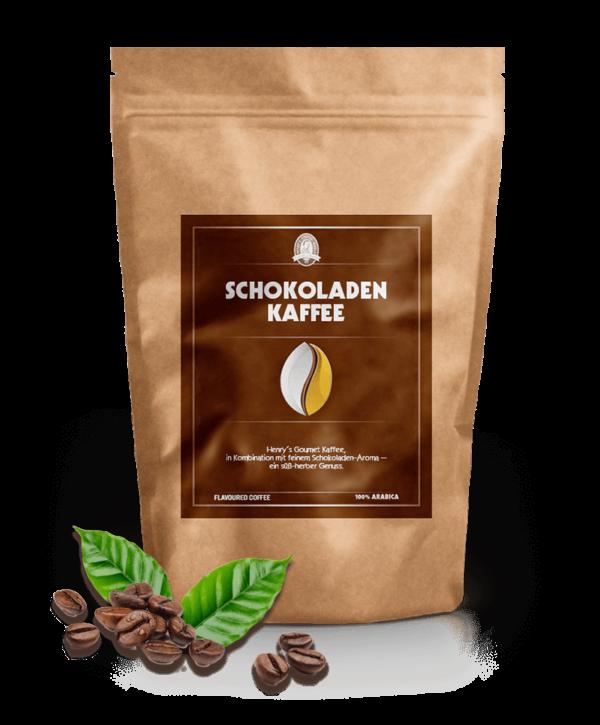 Schokoladen Kaffee